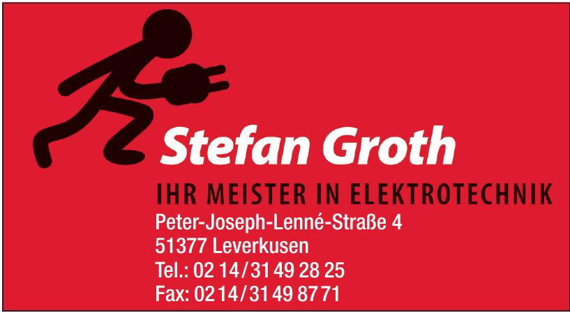 Stefan Groth