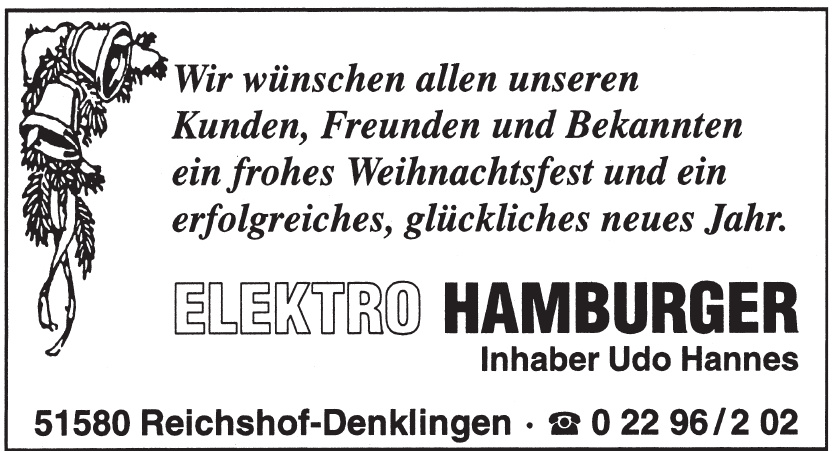 Elektro Hamburger