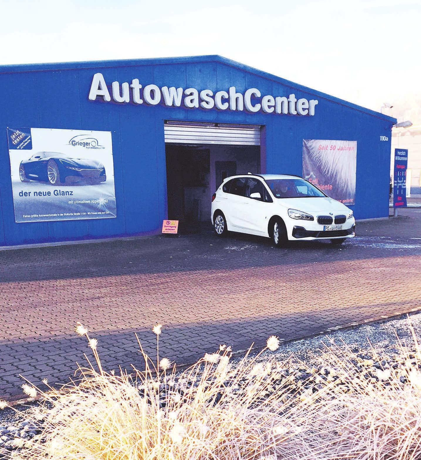 Neues Heißwachs setzt Maßstäbe im AutowaschCenter Grieger. Foto: privat