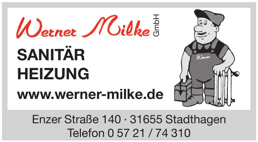 Werner Milke GmbH - Sanitär, Heizung