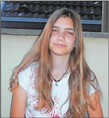 Ist nicht die erste Kerweprinzessin aus der Familie Daub: Antonia.FOTO: DAUB/FREI