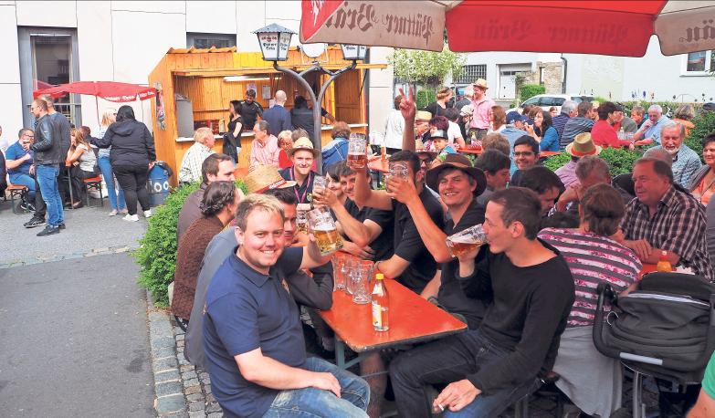Die Brauereihoffeste haben Tradition: Am Samstag, 16. Juni, lädt die Traditionsbrauerei zur Jubiläumsausgabe.