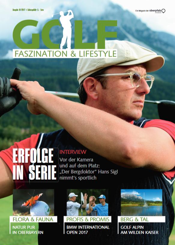 Golf Faszination & Lifestyle - Frühjahr 2017