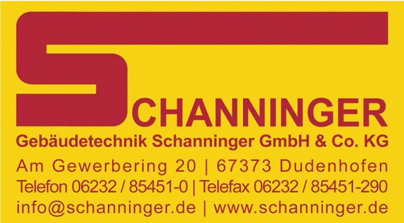 Gebäudetechnik Schanninger GmbH & Co. KG