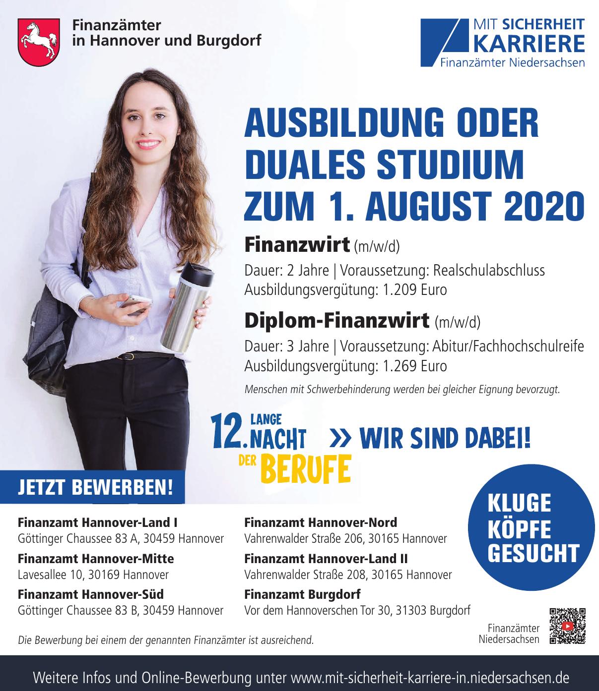 Finanzamt Hannover-Land I