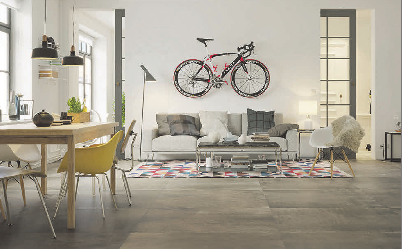 Fliesen Klemm ist Spezialist für keramische Fußbodengestaltung. Fotos (2): privat