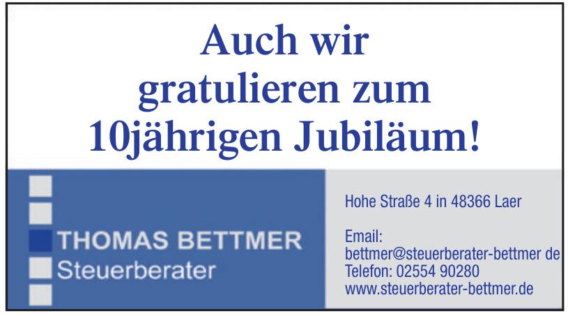 Thomas Bettmer Steuerberater