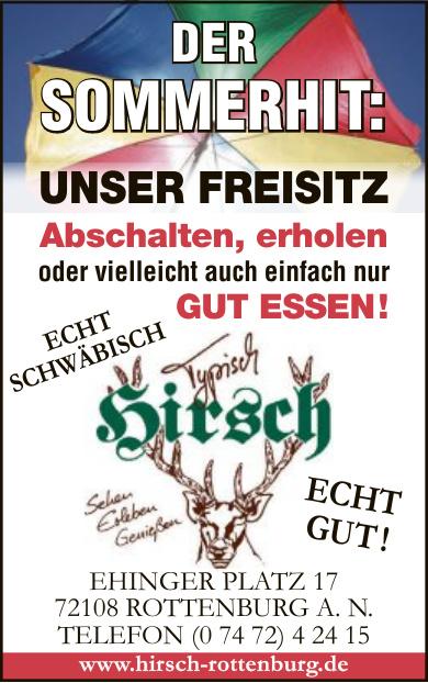 Hirsch Rottenburg