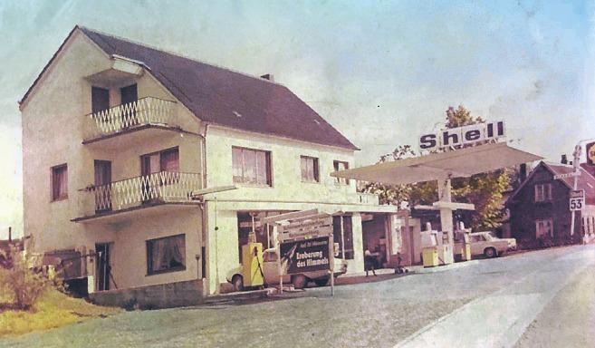 Das Unternehmen im Jahr 1968 Bild: Kunde