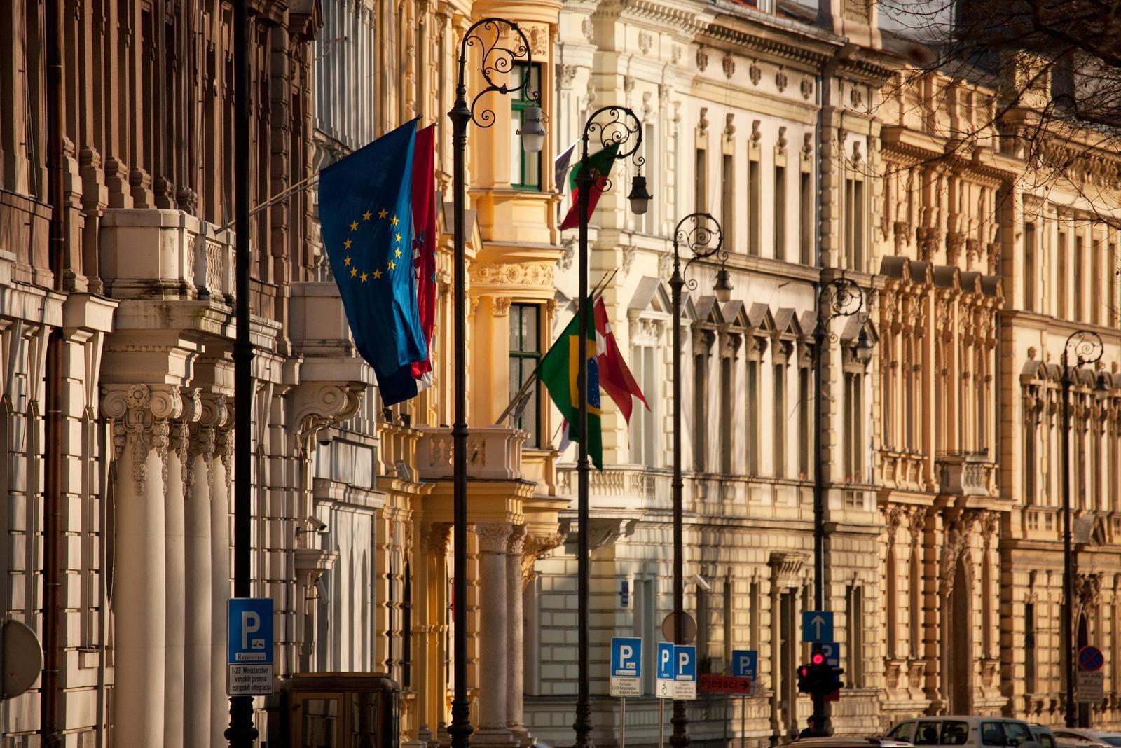 Nikola Šubić Zrinski Square in ZagrebPHOTO: ZAGREB TOURIST BOARD, M. VRDOLJAK