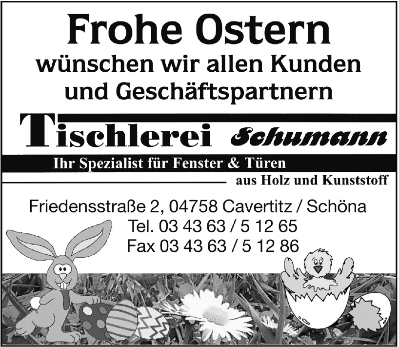Tischlerei Schumann