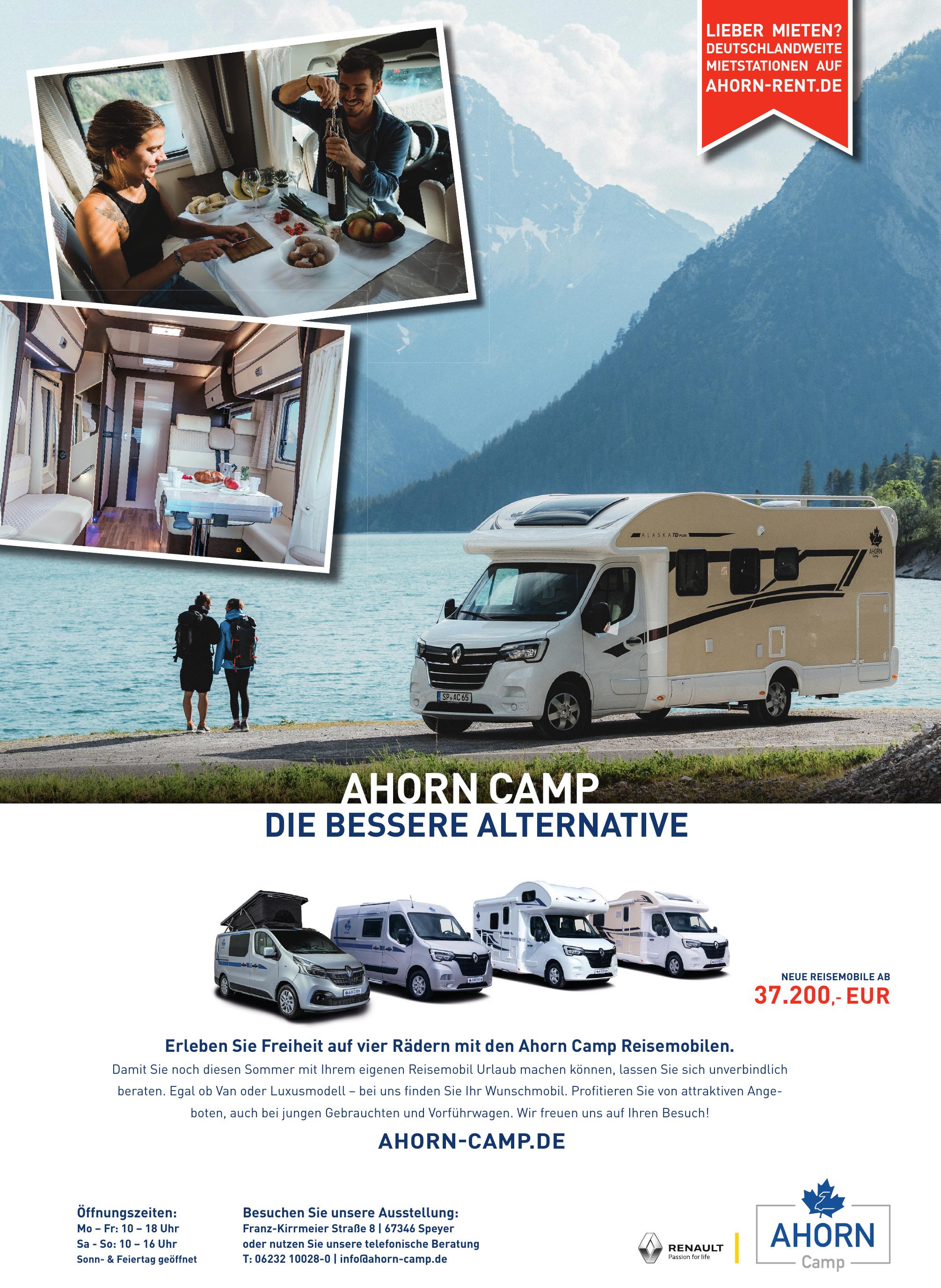 Ahorn Camp