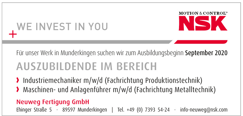 Neuweg Fertigung GmbH