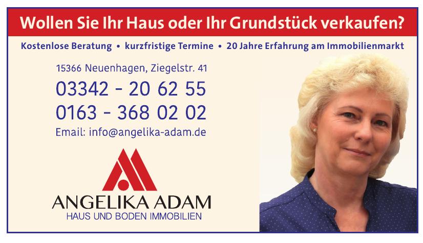 Immobilien Angelika Adam