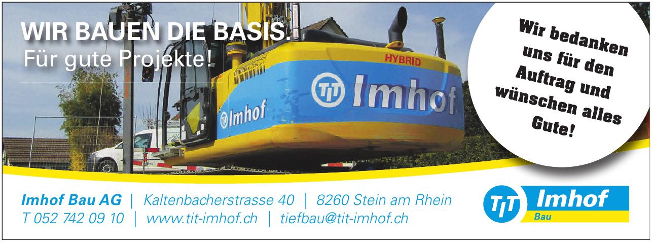 Imhof Bau AG