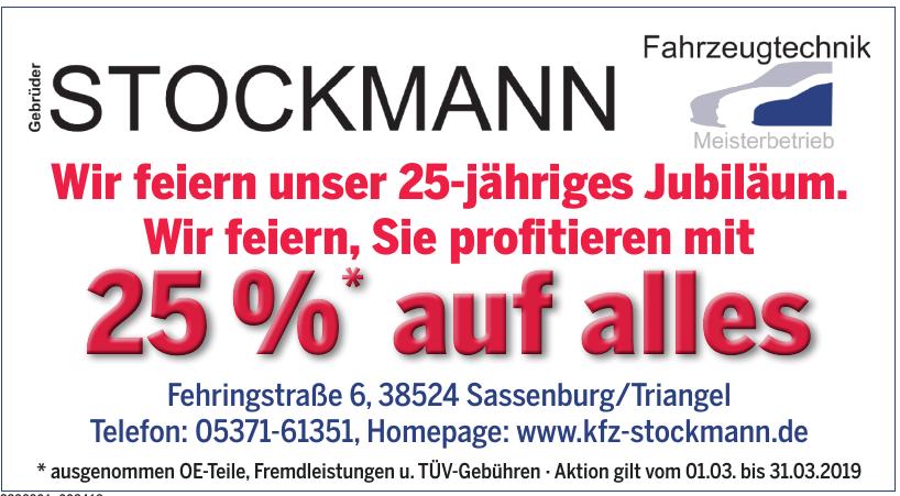 Gebrüder Stockmann