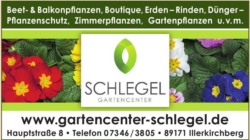 Gartencenter Schlegel