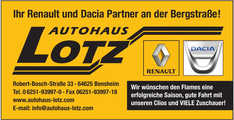 Autohaus Lotz KG