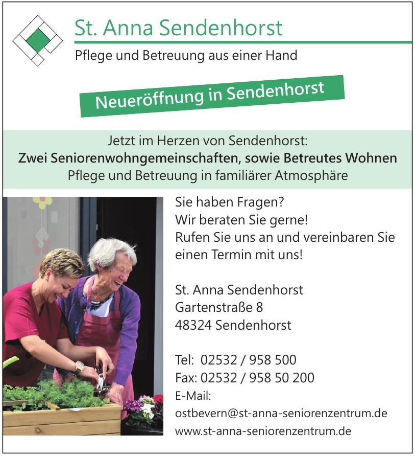 St. Anna Sendenhorst