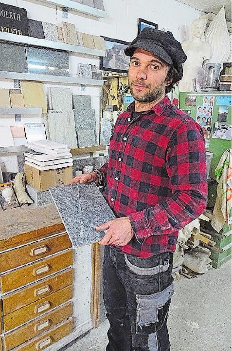 Lavabo im Steinkleid Image 2