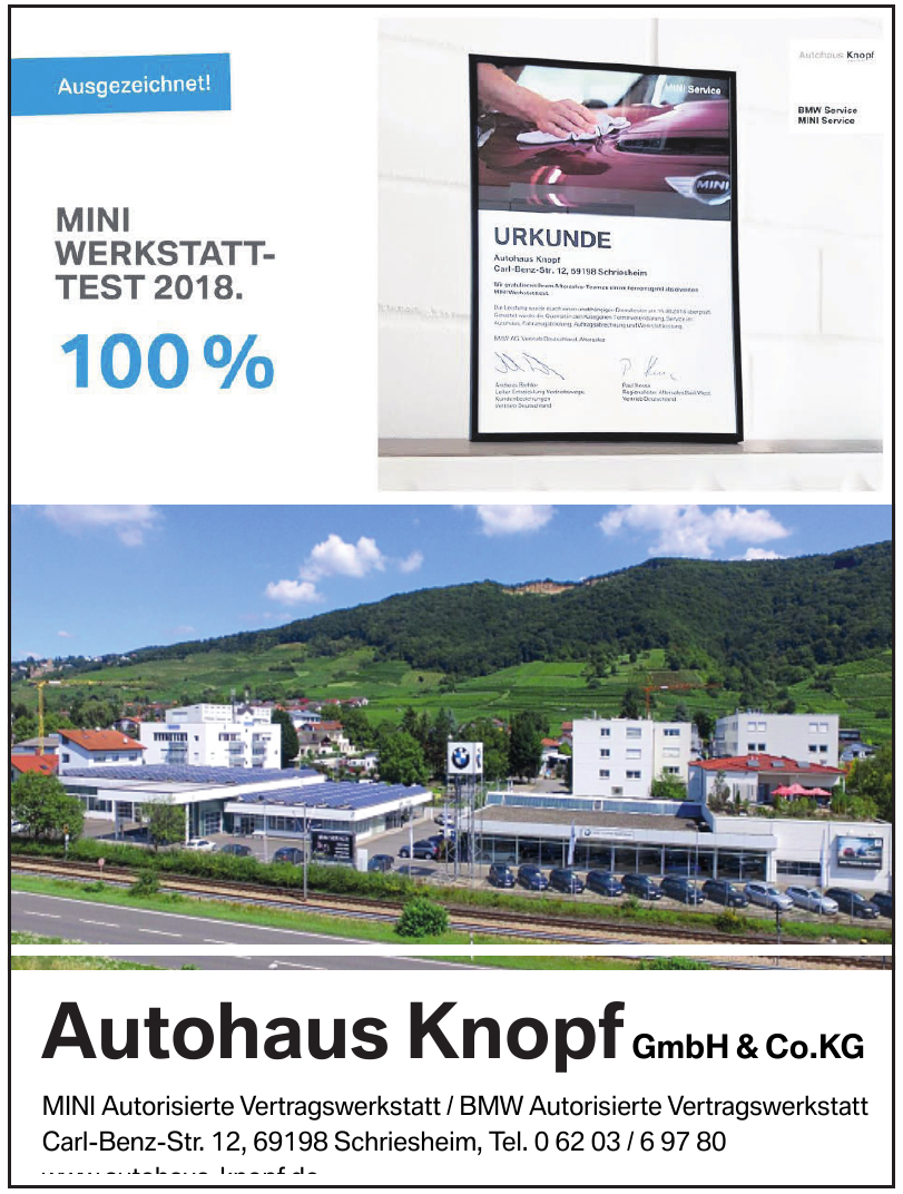 Autohaus Knopf GmbH & Co.KG