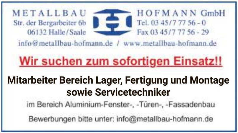 Metallbau Hofmann GmbH