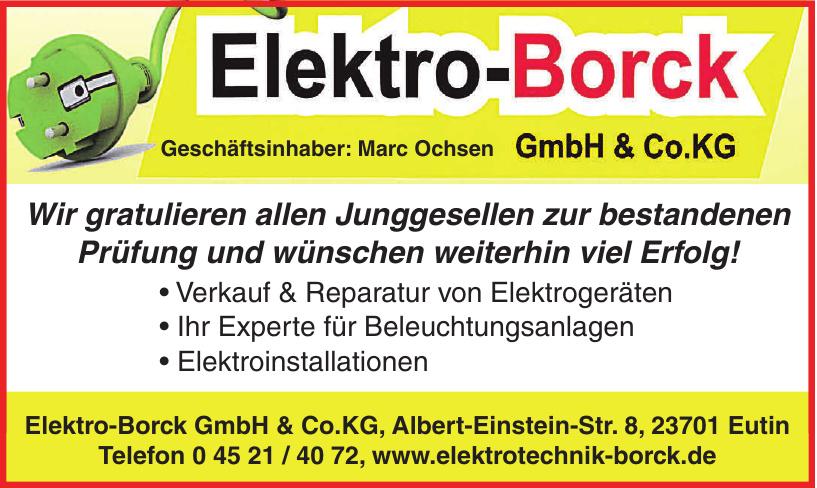Elektro-Borck GmbH und Co.Kg
