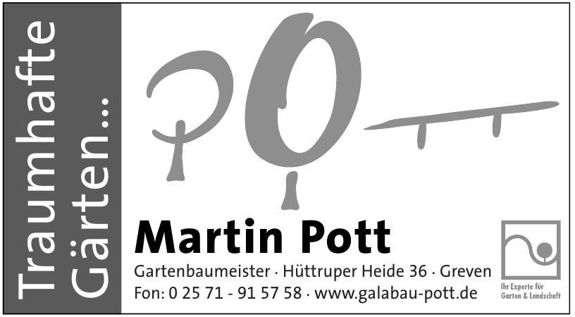 Martin Pott Gartenbaumeister