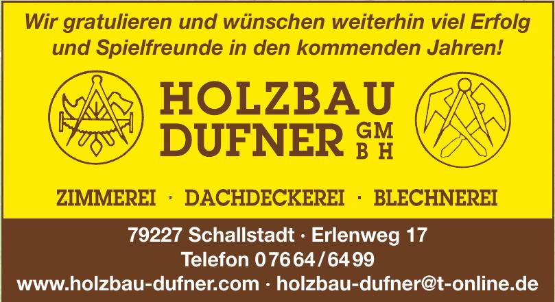 Holzbau Dufner GmbH