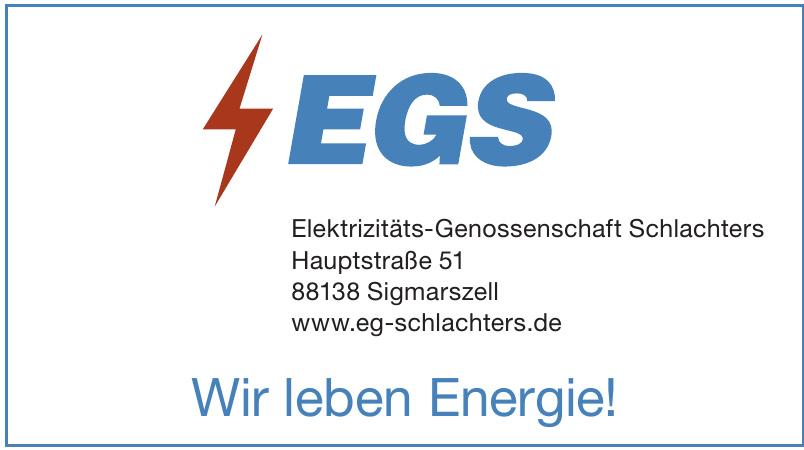 Elektrizitäts-Genossenschaft Schlachters
