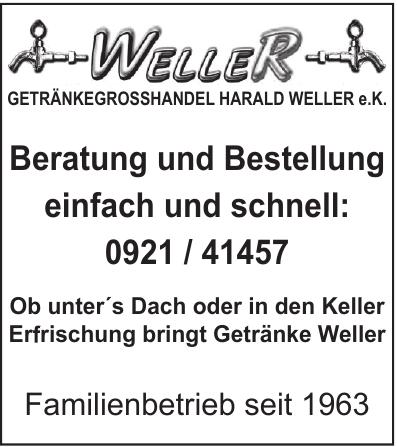 Getränkegrosshandel Harald Weller e.K.