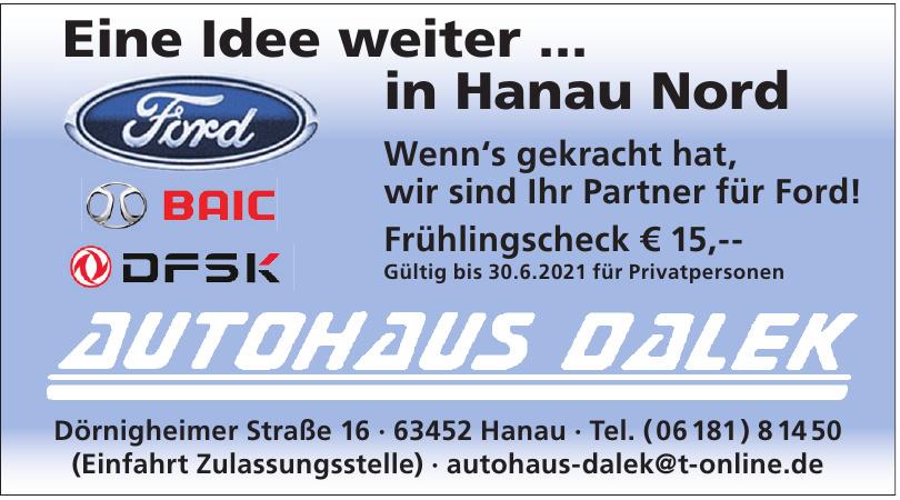 Autohaus Dalek