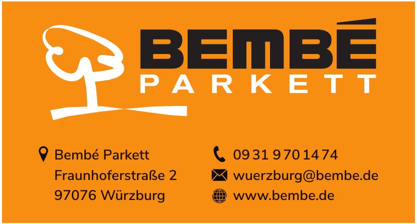 Bembé Parkett