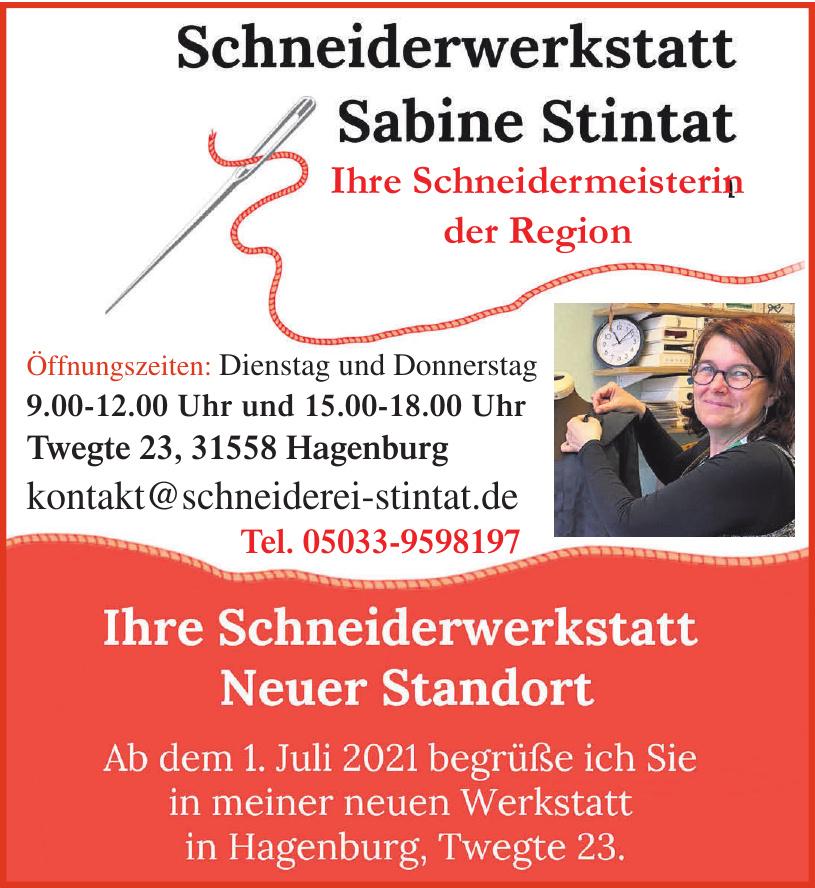 Schneiderwerkstatt Sabine Stintat