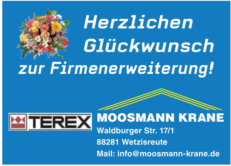 Moosmann Krane
