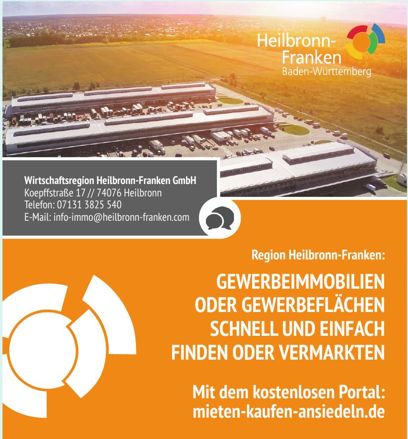 Wirtschaftsregion Heilbronn-Franken GmbH