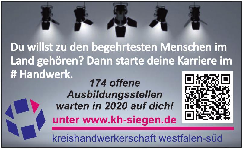 Kreishandwerkerschaft Westfalen-Süd