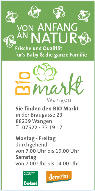 Bio Markt Wangen