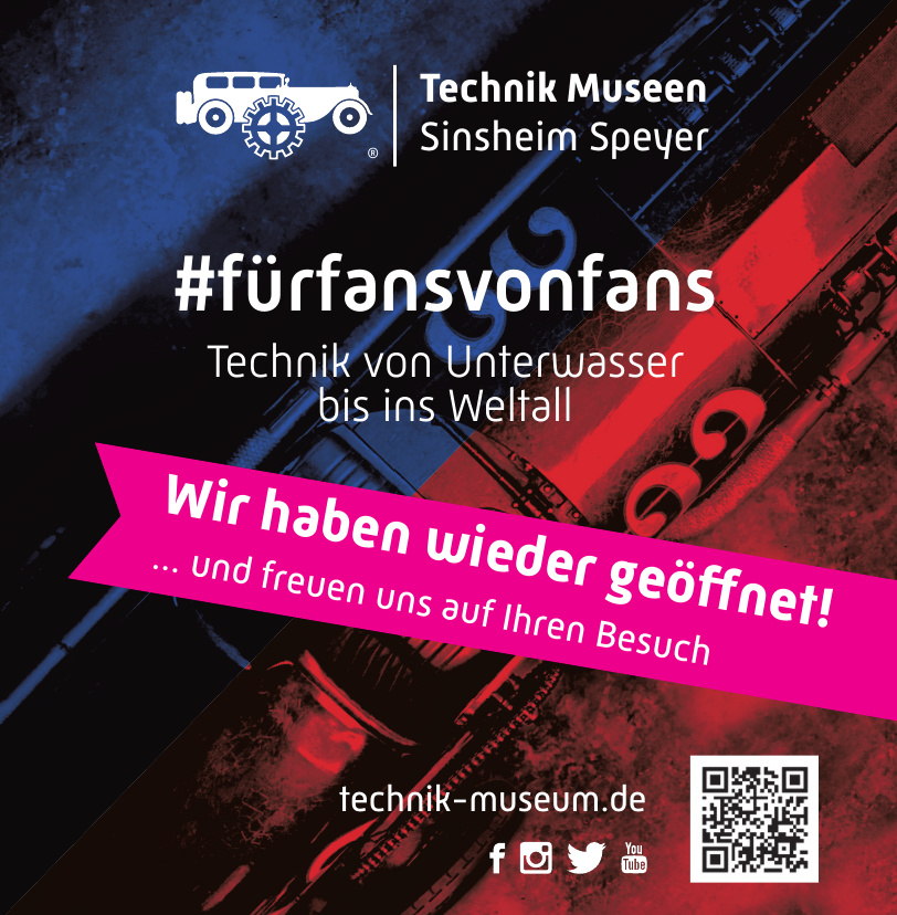 Technik Museum Sinsheim, Speyer