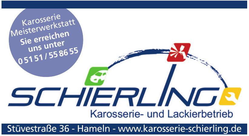 Karosseriefachbetrieb Schierling GmbH
