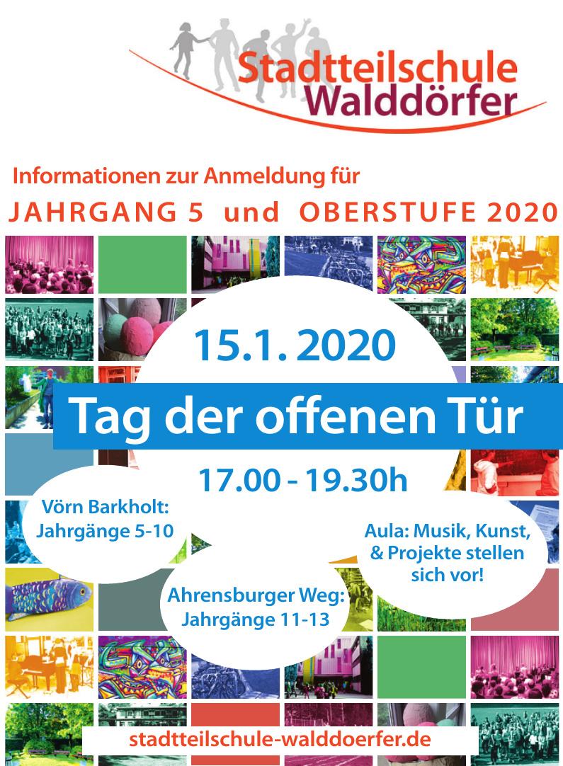 Stadtteilschule Walddörfer