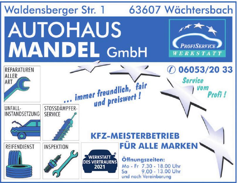 Autohaus Mandel GmbH