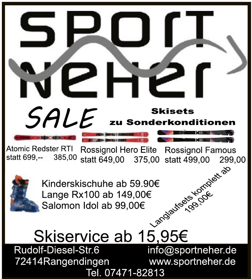 Sport Neher