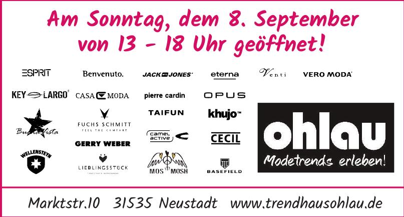 Trendhaus Ohlau
