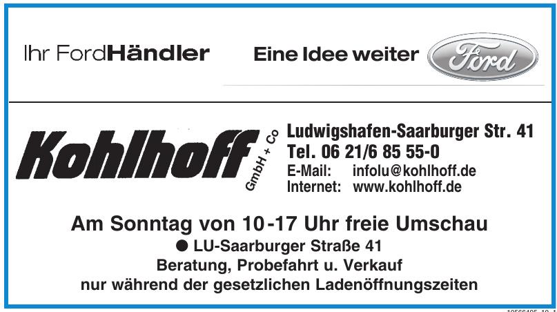 Kohlhoff GmbH + Co
