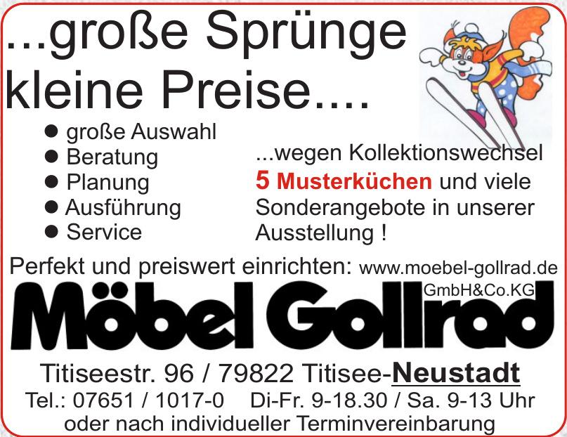 Möbelhaus Gollrad GmbH & Co. KG