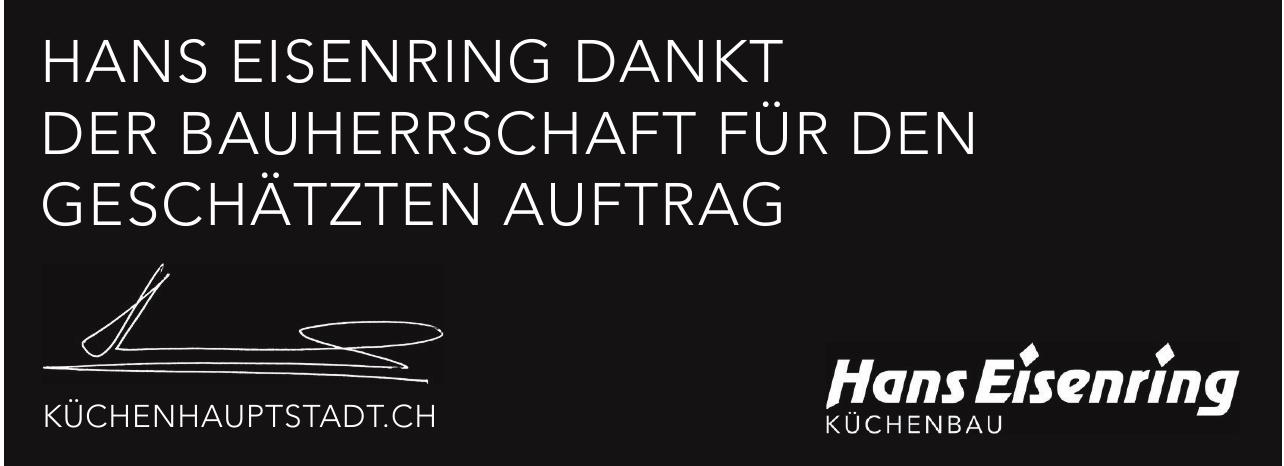 Hans Eisenring Küchenbau