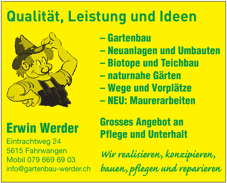 Erwin Werder