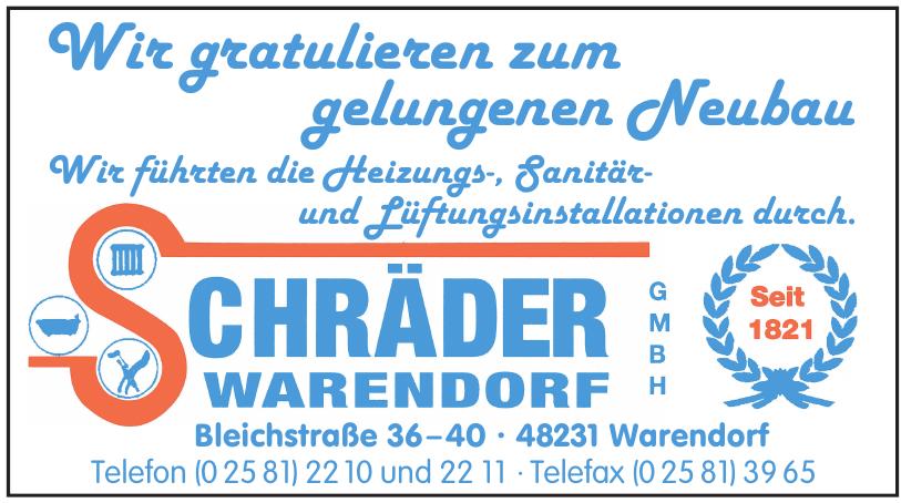 Schräder Warendorf GmbH