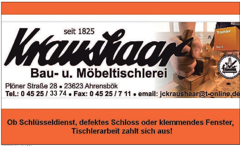 Kraushaar Bau- u. Möbeltischlerei